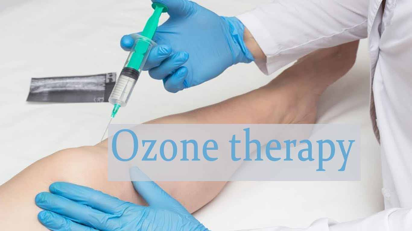 top 100 benefits of ozone therapy